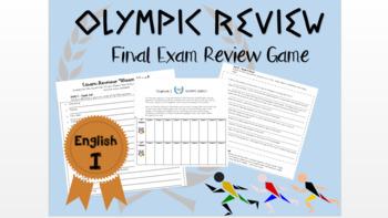 Exam Review Olympics