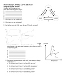 Exam Review: Phase Changes, Heating Curve, Phase Diagram