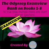 Exam View Question Bank For The Odyssey Books 1-8