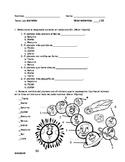 Examen : Tema Los PLanetas