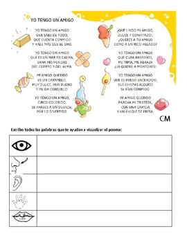Examen de Poesia y Visualizar