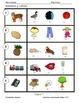 Examen de fonetica para Kinder o Primer Grado.