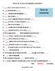 Examen de oraciones exclamativas e interrogativas  ¡!  ¿?