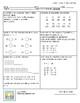 Examen o Tarea en Espanol_semanal-Jueves, 2nd grade primer semestre