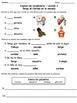 Exámenes de vocabulario de la serie Senderos  Estándares C
