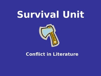 Examining Conflict in Literature