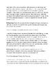 Examining Descriptive Writing