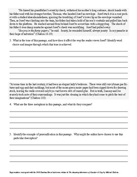 Gifted Formative Assessment: Fig. Lang., Point of View, & Tone in Narrative Text