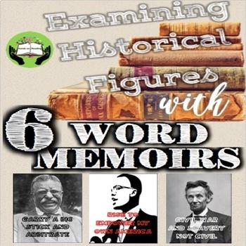 HISTORICAL FIGURES | 6 WORD MEMOIRS