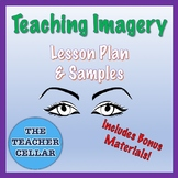 Teaching Imagery Lesson Plan and Samples