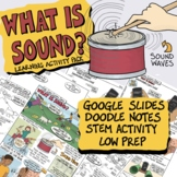 What is Sound? Waves Activity Pack