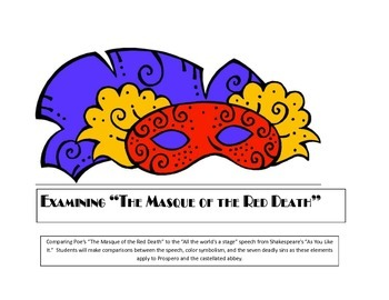 """Examining """"The Masque of the Red Death."""""""