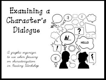 Examining a Character's Dialogue