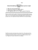 Examining the Persuasive Essay Prompt Activity