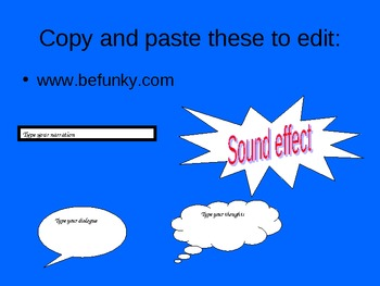 Example Digital Storytelling Comic Book