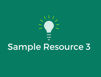 Resource 3