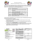 Example of Math Planning Protocol- Beginning Stages (Year 1 & 2)