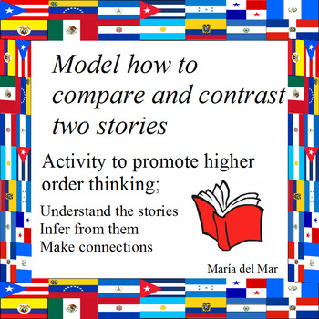 how to compare and contrast two short stories