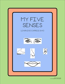 My 5 Senses Learning Express Bag