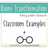 Examples of Our Harry Potter Themed Room Transformations