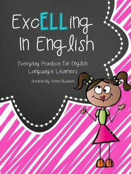 ExcELLing In English (Everyday Practice for English Language Learners)