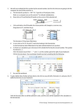 Excel 2010 1