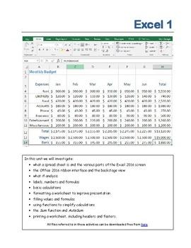 Excel 2016 bundle