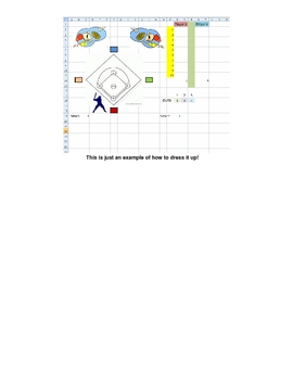 Excel, A Simple Game of Baseball
