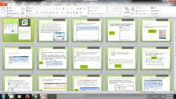Excel Activities and PowerPoint pack - 9 activities and 1 PPT