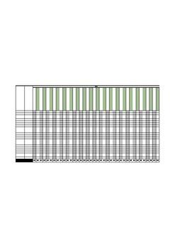 Excel Assessment Recorder