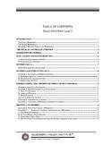 Microsoft Excel Basics Courseware and Workbook (2013 thru 2016)
