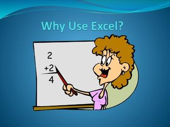 Excel Basics – A PowerPoint Presentation