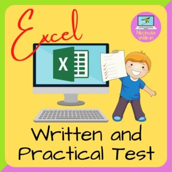 Excel Basics Test