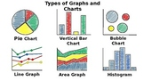 Excel Graphs and Charts Science Journal Illustration