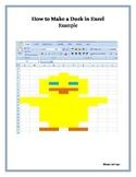 Excel Duck
