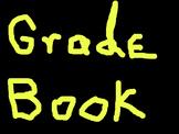Excel Easy Grade Book for School Teachers