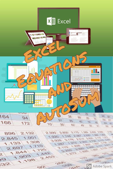 Excel Equations and AutoSum