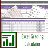Excel Grading Calculator