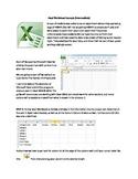 Excel Intermediate Practice