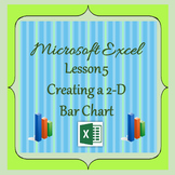 Excel Lesson 5 - Creating a Chart