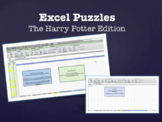Excel (PBL) - The Harry Potter Edition