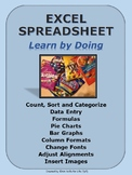 Excel Spreadsheet - Making it Visual