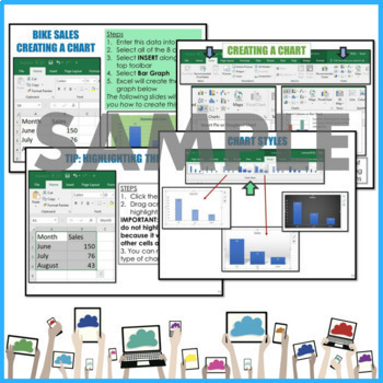 Excel Lesson Activities 2010 2013 and 2016