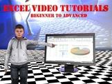 Excel Tutorials Video Panel