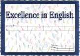 Excellence in English 3