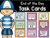 Task Cards: End of the Day Daily Routine