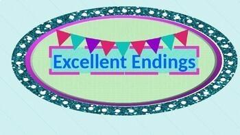 Excellent Ending_Conclusions_Mentor Text_No Prep