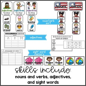 Excellent Endings {10 Literacy Centers for the End of the Year}