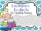 Fluency Practice: Word Endings