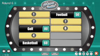 excellent quality family feud powerpoint template pc and mac